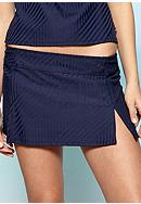 Nautica Deck Hand Skirted Swim Bottom