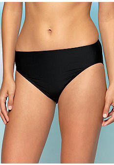 Eco Swim High Waist Bottom