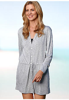 Dotti Paradise City Hooded Cardigan