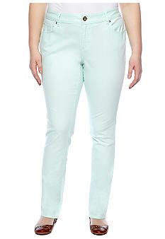 ZCO Jeans Plus Size Colored Skinny Jean