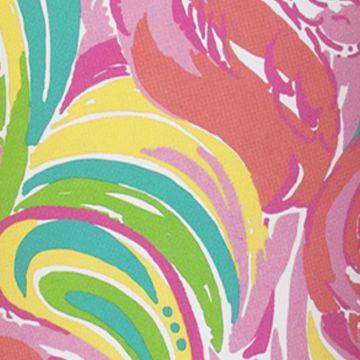 Lilly Pulitzer: All Nighter Lilly Pulitzer Lilly's Lagoon Double Wall Tuumbler