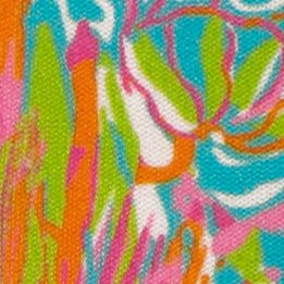 Lilly Pulitzer: Scuba To Cuba/Flamenco Lilly Pulitzer Drink Coozies