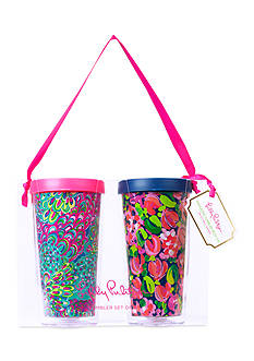 Lilly Pulitzer Insulated Tumbler - Set of 2
