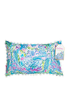 Lilly Pulitzer Rectangle Pillow