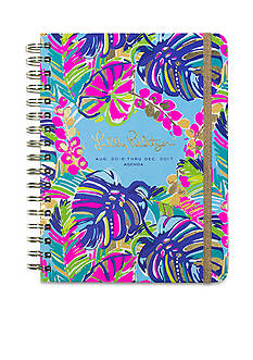Lilly Pulitzer Exotic Garden Large Agenda