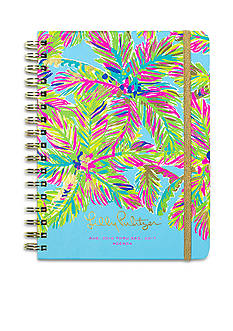 Lilly Pulitzer Island Time Large Agenda