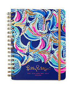Lilly Pulitzer Ocean Jewels Large Agenda