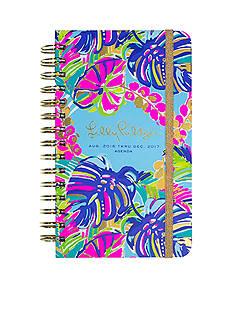 Lilly Pulitzer Exotic Garden Medium Agenda