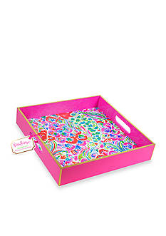 Lilly Pulitzer Lacquer Tray