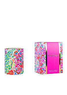 Lilly Pulitzer Im So Hooked Candle