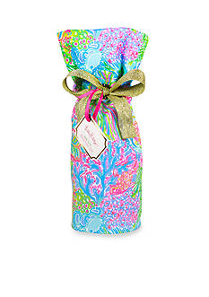 Lilly Pulitzer Wine Tote
