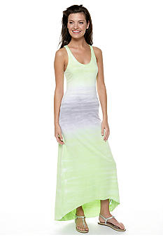 Calvin Klein Performance Ombre Tie Dye Maxi Dress