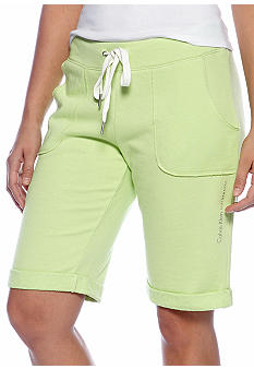 Calvin Klein Performance Roll Up Bermuda Short