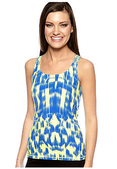 Calvin Klein Performance Hypnotic Basket Weave Tank