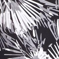 Calvin Klein Performance Pants: Neutral Combo Calvin Klein Performance Starburst Print Ruched Crop Leggings