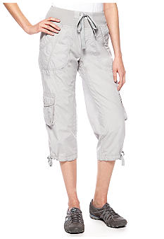 Calvin Klein Performance Roll Waist Crop Cargo