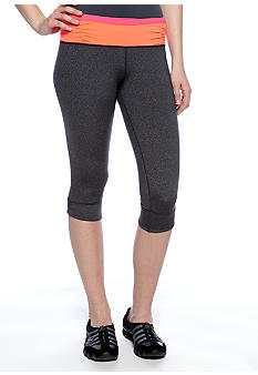 Calvin Klein Performance Harmony Shirred Crop Legging