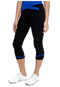 Calvin Klein Performance Criss Cross Crop Tight