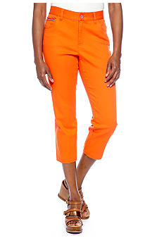 Skye's the Limit Zip Pocket Capri
