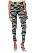 Skye's the Limit Elegant Explorer Printed Neat Pant