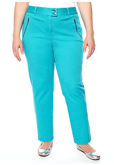 Skye's the Limit Plus Size Elegant Explorer Exended Waist Skinny Jean