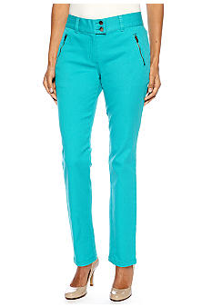 Skye's the Limit Petite Elegant Explorer Extended Waist Jean