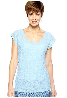 Skye's the Limit La Isla Bonita Keyhole Top with Tank