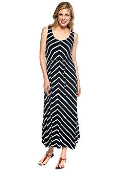 Skye's the Limit Shine V-Neck Maxi Dress