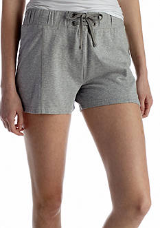 DKNY Jeans French Terry Drawstring Short
