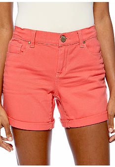DKNY Jeans Rolled Denim Short