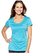 Under Armour® Heatgear® Flyweight Run Tee