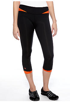 Under Armour Hot Shot HeatGear Novelty Capri