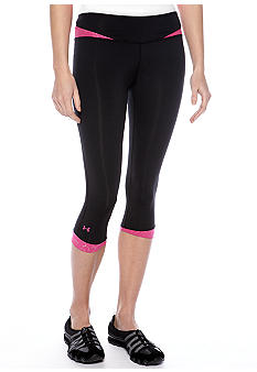 Under Armour Sonic Heat Gear Novelty Capri