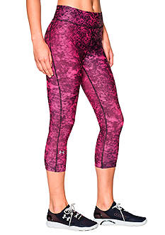 Under Armour Women's HeatGear® Alpha Printed Capri