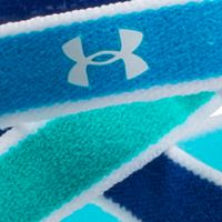 Women: Under Armour Activewear: Blue Multi Under Armour Women's Mini Headbands