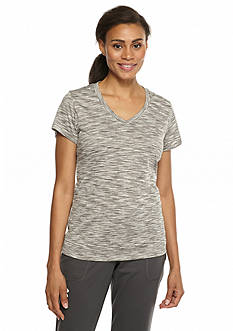 Under Armour Women's Tech Space Dye V-Neck