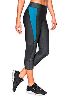 Under Armour Women's HeatGear® Armour Crop Pants