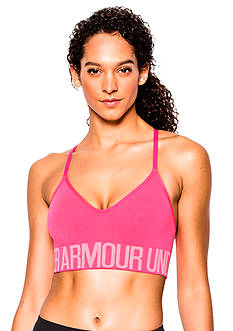 Under Armour Women's HeatGear® Armour Seamless Heather Sports Bra