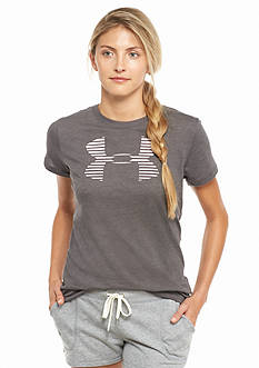 Under Armour Women's Favorite Big Logo Tee