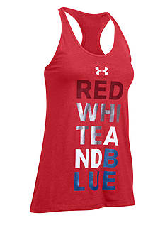Under Armour T Back Graphic Tank