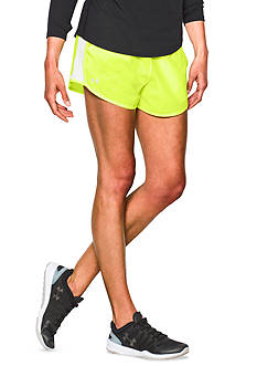 Under Armour Fly-By Perforated Run Shorts