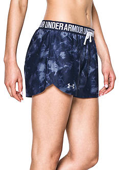 Under Armour Printed Play Up Recall Shorts