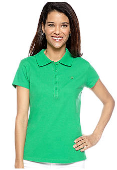Gloria Vanderbilt Petite Short Sleeve Shirt with Collar