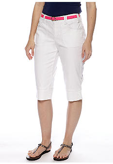 Gloria Vanderbilt Petite Portia Skimmer - Colored Denim