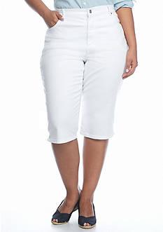 Gloria Vanderbilt Plus Size Amanda Embellished Skimmers