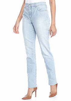 Gloria Vanderbilt Amanda Ticking Stripe Jean