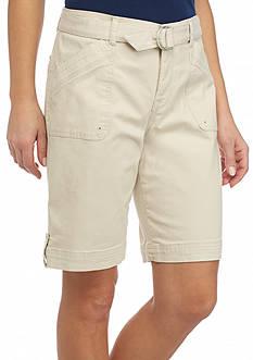 Gloria Vanderbilt Sierra Bermuda Shorts