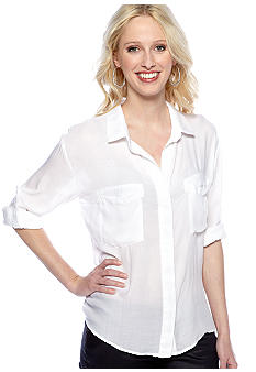 Cloth & Stone Sofia Button Up Shirt