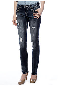 Red Camel Ava Destructed Skinny Jean