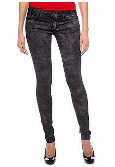 MM denim Tate Glitter Skinny Jean
